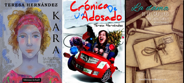 Libros de Teresa Hernandez